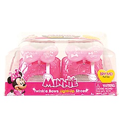 Minnie Mouse - Happy Helpers Minnie Light Up Shoes