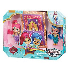 Shimmer N Shine - Fisher-Price Magic Flying Carpet