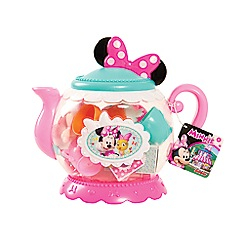 Minnie Mouse - Happy Helpers Tea Pot Container