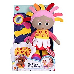 In the Night Garden - Soft Upsy Daisy With Mirror, Comb And Bag