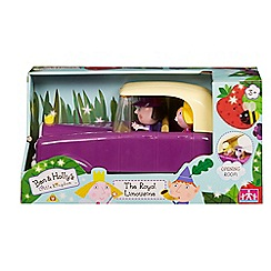 Ben & Holly's Little kingdom - The Royal Limousine