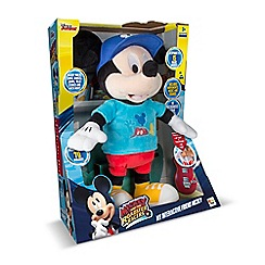 Mickey Mouse Clubhouse - My Interactive Friend Mickey - Soft Toy