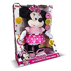 Minnie Mouse - My Interactive Friend Minnie - Soft Toy