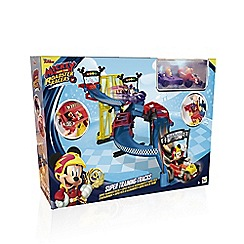 Mickey Mouse Clubhouse - Mickey Speed Race Super Training Tracks - Playset
