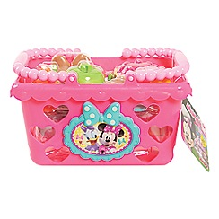 Minnie Mouse - Happy Helpers Shopping Basket