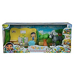 Wissper - 2 in 1 Play Set Grass World