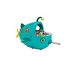 Octonauts - Fisher-Price Midnight Zone Gup-A