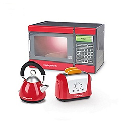 Morphy Richards - Microwave, Kettle and Toaster