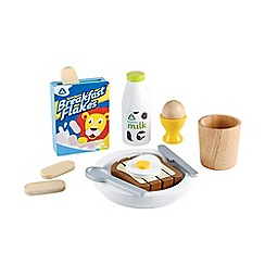 Early Learning Centre - Wooden Breakfast Set