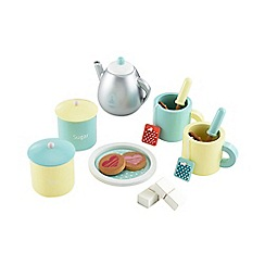 Early Learning Centre - Wooden Teatime Set