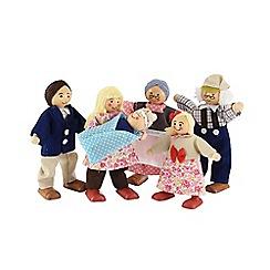 Early Learning Centre - Rosebud Village Doll Family