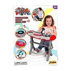 WinFun - Keyboard Rock Star Keyboard & Stool