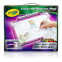 Crayola - Light Up Tracing Pad