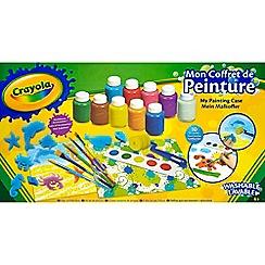 Crayola - Crayola painting case
