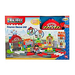WinFun - Building Blocks Fireman Rescue Unit