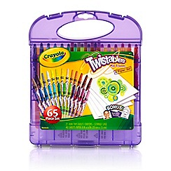 Crayola - Mini Crayon and Paper Set