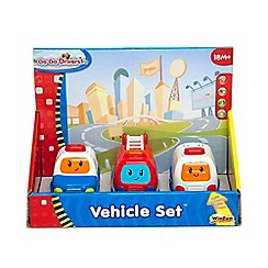 WinFun - Go Go Drivers 3 Vehicle Set - Emergency