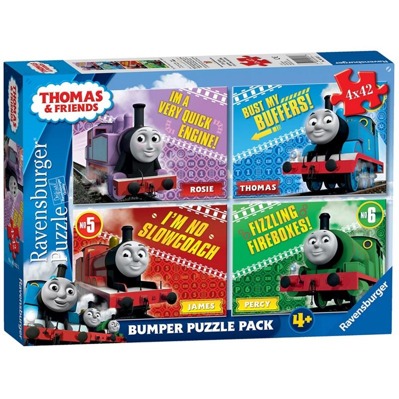 Thomas Friends Thomas Shaped Floor Puzzle