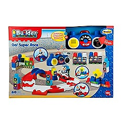 WinFun - Building Blocks Super Race Set