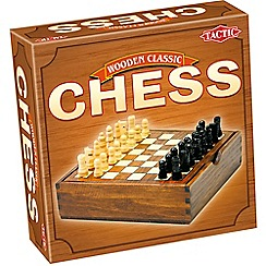 Tactic - Chess Set In Wooden Box