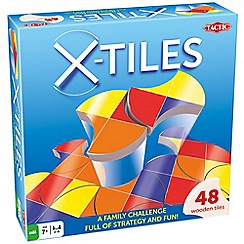 Tactic - X-Tiles Domino Game