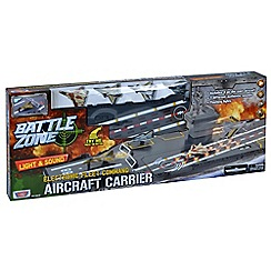 The Avengers - Electronic Fleet Command Aircraft Carrier