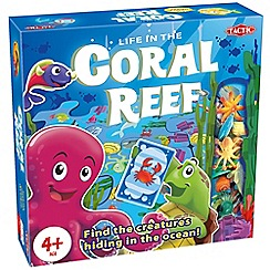 Tactic - Coral Reef Game