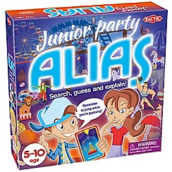 Tactic - Junior Party Alias