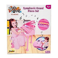 WinFun - Pink Grand Piano