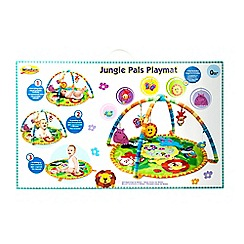 WinFun - Jungle Pals Playmat Gym