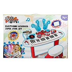 WinFun - Beat Bop Electronic Keyboard Super Star Set