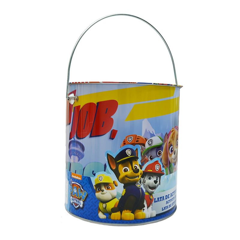Paw Patrol Chase Activity Can