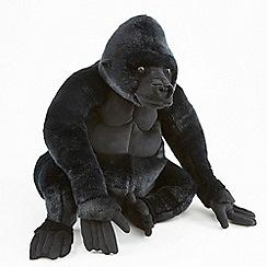 Melissa & Doug - Gorilla black soft toy