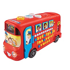 Vtech - Playtime Phonics Bus