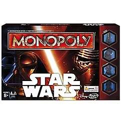 Star Wars - Monopoly Game Star Wars
