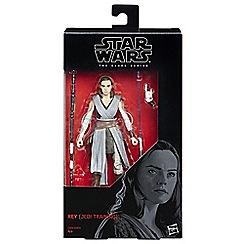Star Wars - The Black Series Rey (Jedi Training)
