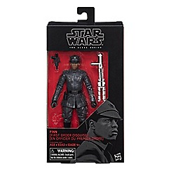 Star Wars - The Black Series Finn (First Order Disguise)