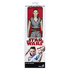 Star Wars - The Last Jedi 12-inch Rey (Jedi Training) Figure