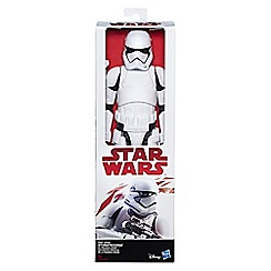 Star Wars - The Last Jedi 12-inch First Order Stormtrooper Figure