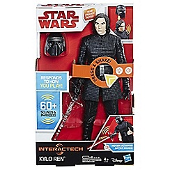 Star Wars - Interachtech Kylo Ren Electronic Figure