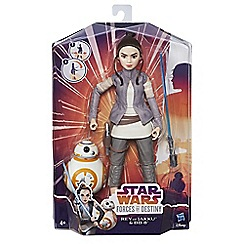 Star Wars - Forces of Destiny Rey of Jakku and BB-8 Adventure Set