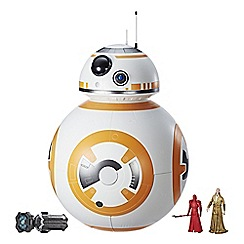 Star Wars - Force Link BB-8 2-in-1 Mega Playset including Force Link