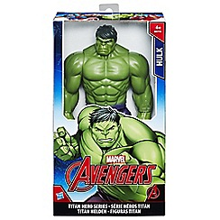 The Avengers - Titan Hero Series Hulk