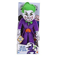 DC Comics - The Joker Soft Toy Including Crazy Sounds