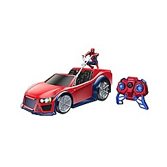 Spider-man - Web Wheelie Rc Car