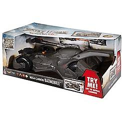 Justice League - Mega Cannon Batmobile Vehicle