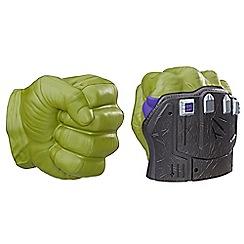 The Avengers - Marvel Thor: Ragnarok Hulk Smash FX Fists
