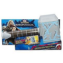 The Avengers - Marvel Thor: Ragnarok Thor Rumble Strike Hammer