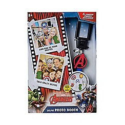 Worlds Apart - Avengers Moulded Selfie Stick With Props