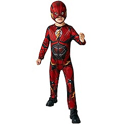 Spider-man - Justice League The Flash Costume - Large